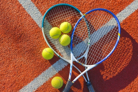 Tennisracket aanbiedingen