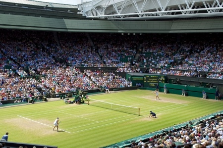 Onmogelijke tennisslagen