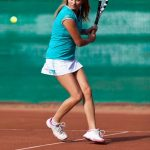 Dames tenniskleding