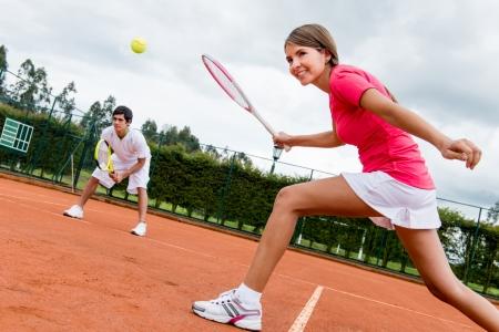 Gravel tennisschoenen