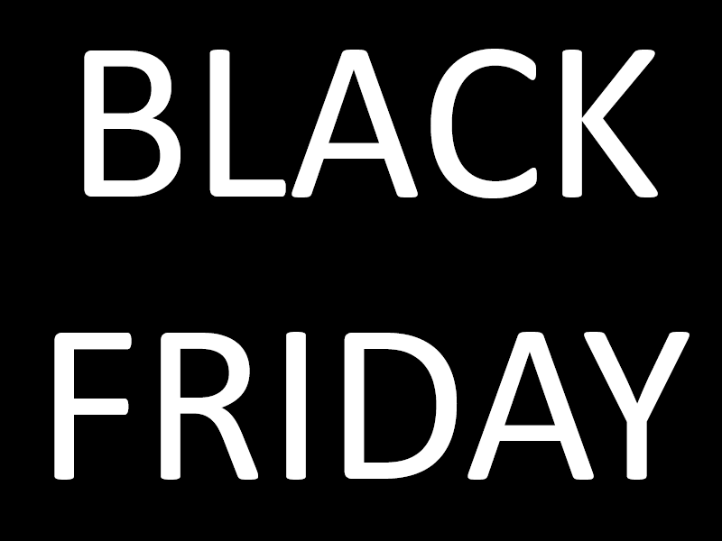 Tennis Black Friday