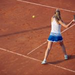 Tennis forehand tips