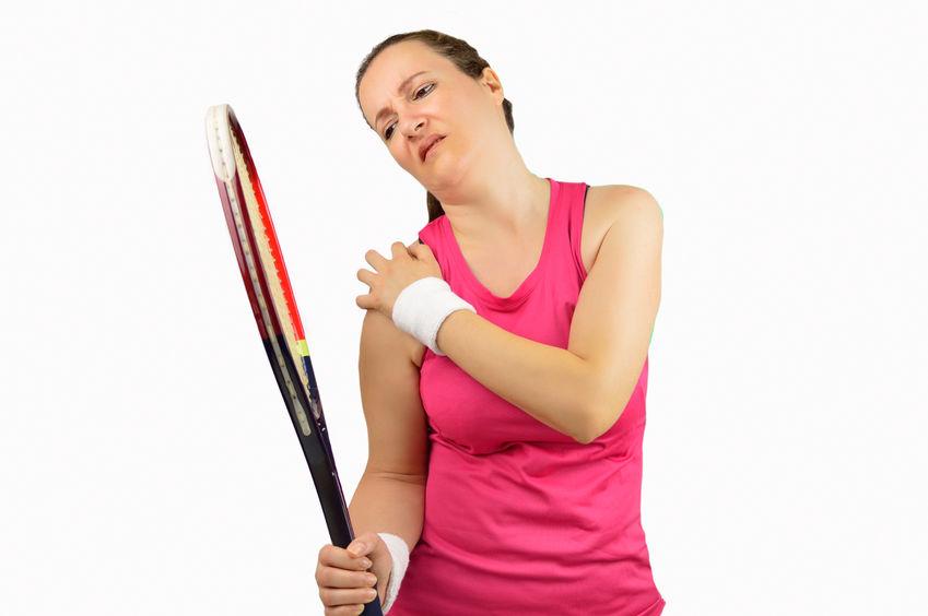 Tennisblessures