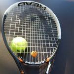 Tennis demper