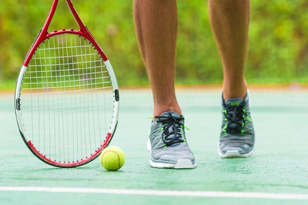 Welk tennisracket?