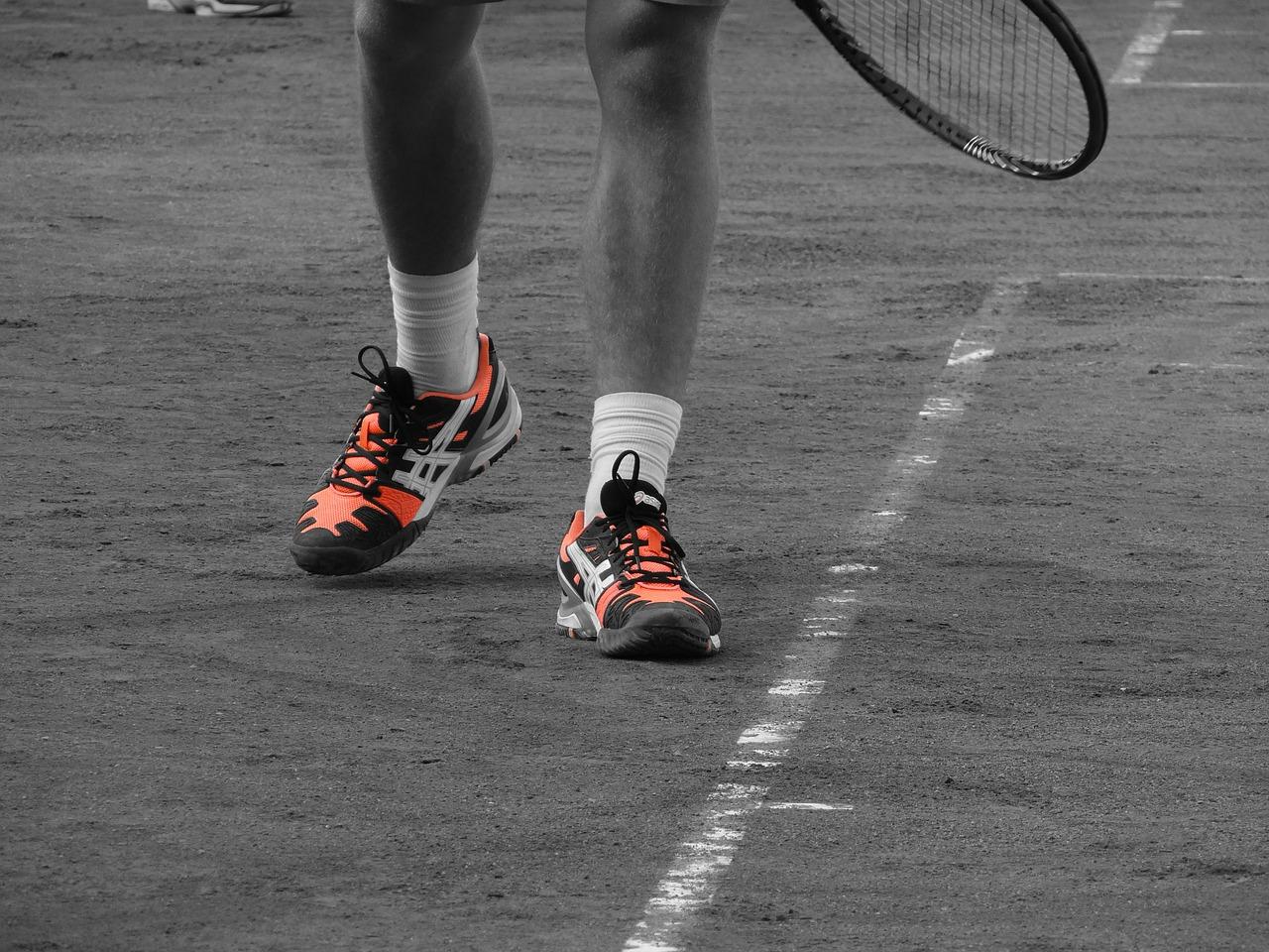 Tennisschoenen tips