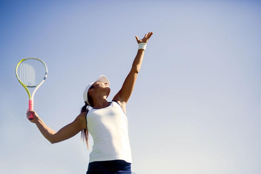 Tennistopje
